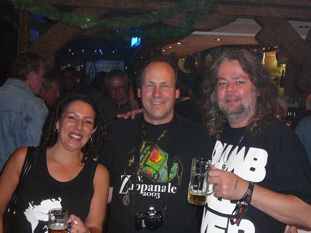 BaldHeadedJohn, Georg & bazbo