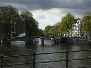 40 Zondag 18 oktober - aan de Amsterdamse grachten