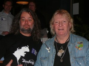 bazbo & Chris Squire