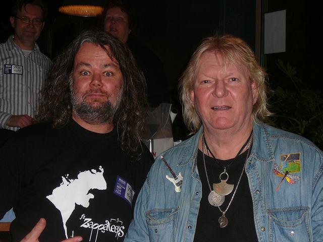 bazbo & Chris Squire