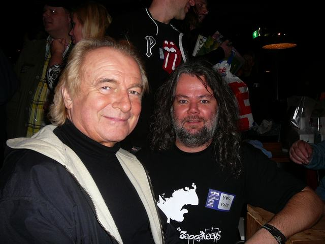 Alan White & bazbo