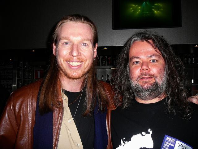 Oliver Wakeman & bazbo