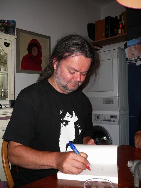 bazbo signeert aan huis!