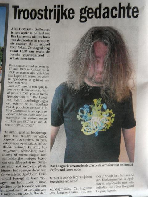 De Weekkrant - woensdag 18 augustus 2010