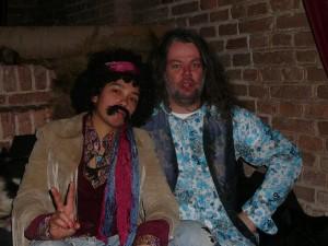 Jimi Hendrix & bazbo