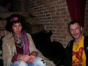 Jimi Hendrix & BowTieDad