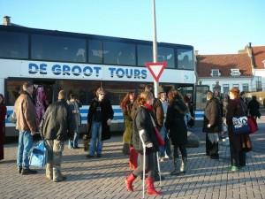 Arrival at Wijk bij Duurstede
