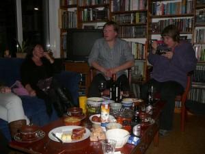 hidihi, Robert & Marja