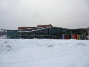 077 Borgen Kulturhus - the venue