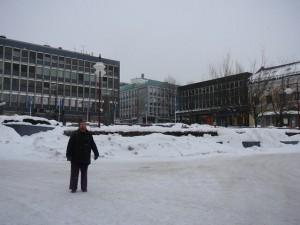 079 Larvik town centre
