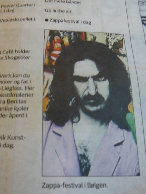 082 announcement in local newspaper