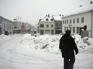 083 Larvik town centre
