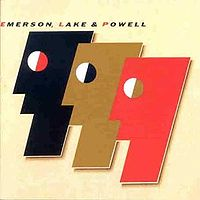 Emerson Lake & Powell - 'Emerson Lake & Powell' - 1986!