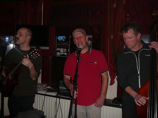 Lex, Paul & Martin