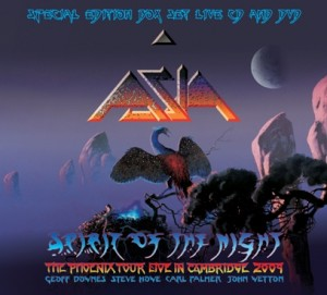 Asia - Spirit Of The Night - live at Cambridge, 2009
