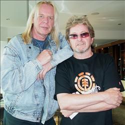 Rick Wakeman & Jon Anderson