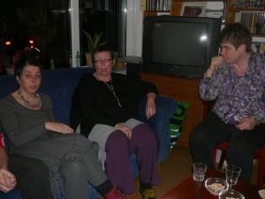 Jolande, E & Marja