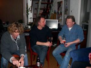 Arie, Auke & Robert