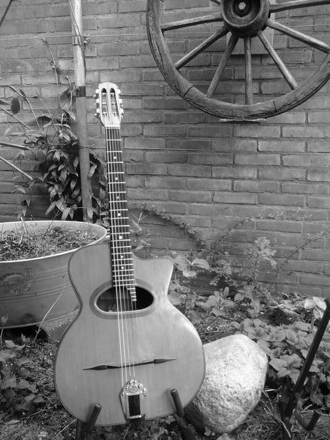 Lex' guitar