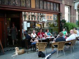 Rattatouille, Amsterdam