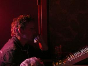 also featuring Martin van Delden as 'the soundman'