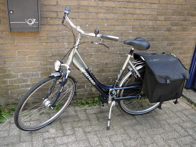 bazbo's nieuwe fiets - bazbo's new bike