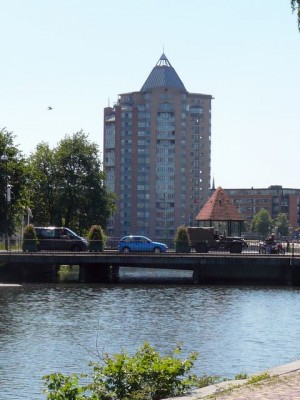 Het Apeldoorns Kanaal en het 'Potlood' - The Apeldoorn Channel and the 'Pencil'