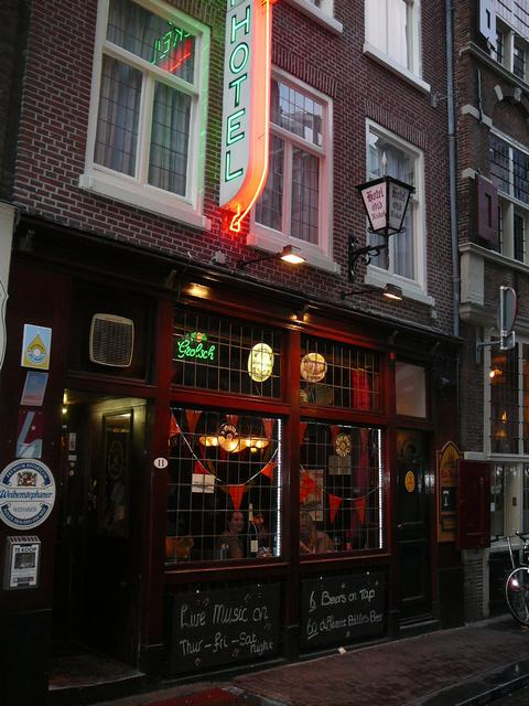 The Old Pinnacle, Nieuwebrugsteeg 11, Amsterdam