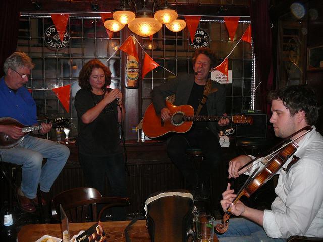 Lilian's band