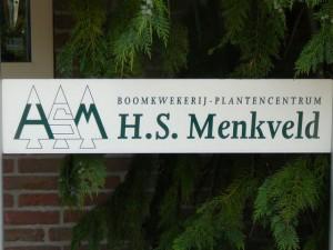 Boomkwekerij Menkveld, Apeldoorn