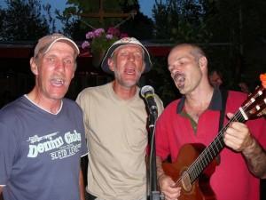 Paul, Hans & Lex