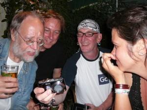 Stadsdichter Willem, Reinier, Peter & Judy