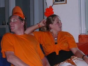 Robert & Ingrid