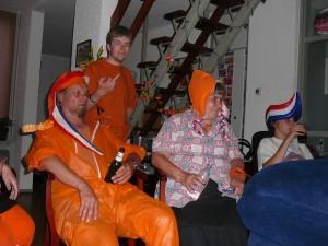 Auke, Luuk, Marja & Daan
