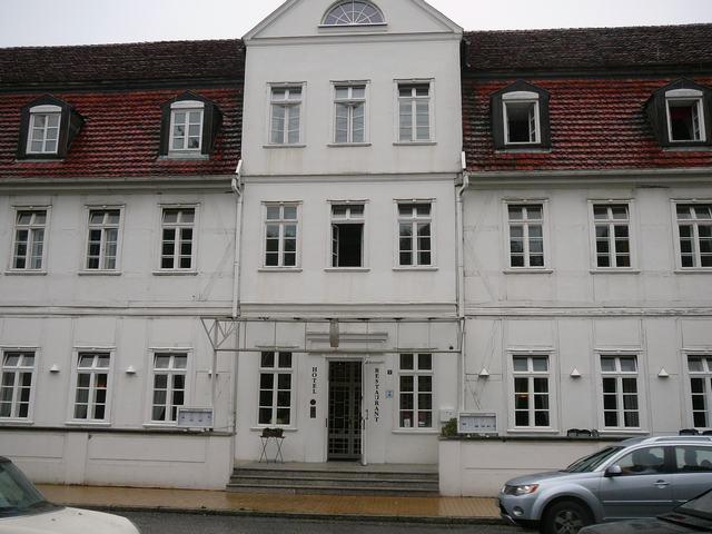 009 hotel Friedrich Franz Palais, Bad Doberan