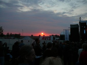107 sunset