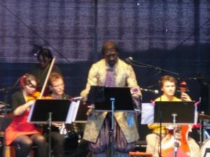 112 Napoleon Murphy Brock joins Ensemble Ambrosius