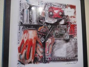153 Cal Schenkel art