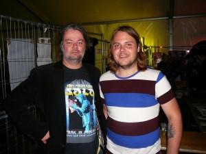 234 bazbo and Rikard Sjöblom