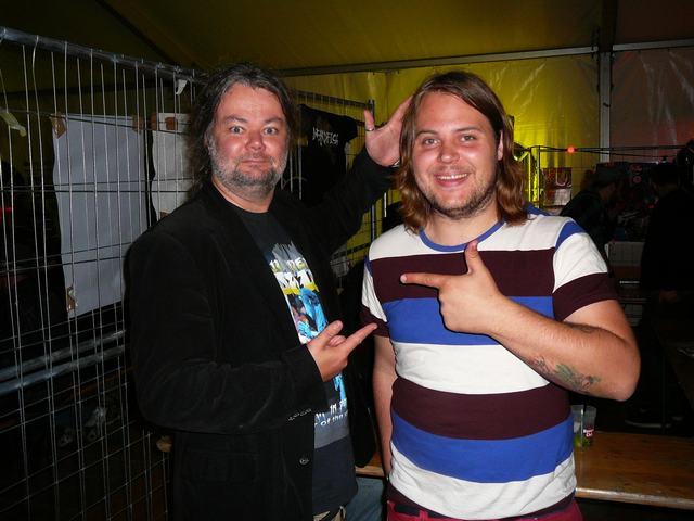 235 bazbo and Rikard Sjöblom