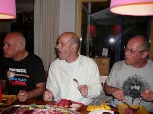 Pedro, Lex & Bruno