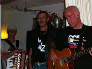 Bruno, BowTieDad & Pedro
