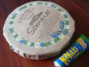 Presents from Sweden!