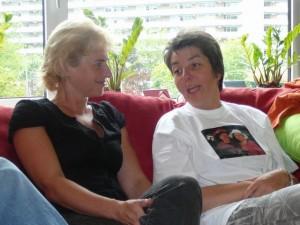 Diana en Jolande