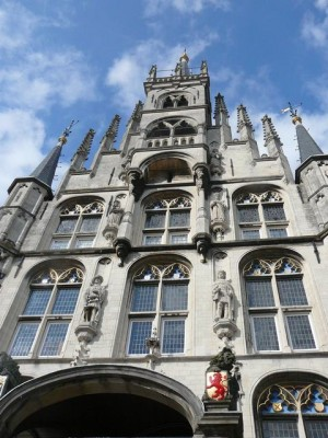 De Waag/stadhuis in Gouda