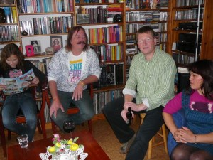 Erin, Emile, Robert & Cynthia