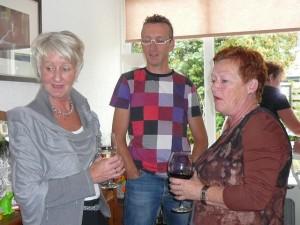 Fieke, Hendrie & Gerda