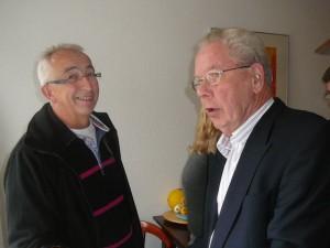 Niek & Opa Langereis