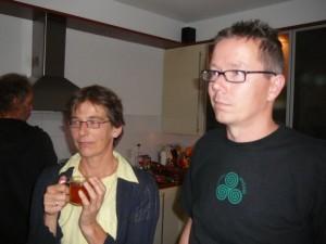 Christine & Geert