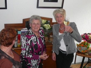Gerda, Oma Druijff & Fieke